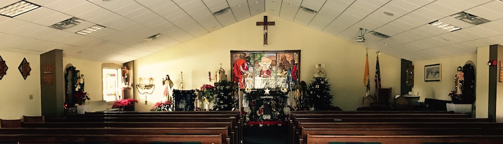 Blessed Sacrament Catholic Church Tampa
